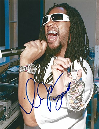 Lil Jon, American Rapper, Record Producer, Signed, Autographed, 8x10 Photo, a Coa with the Proof Photo of Lil Signing Will Be Included