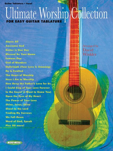 Ultimate Worship Collection: for Easy Guitar Tablature pdf epub