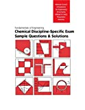 FE Chemical Discipline Sample Questions and Solutions, NCEES, 1932613021