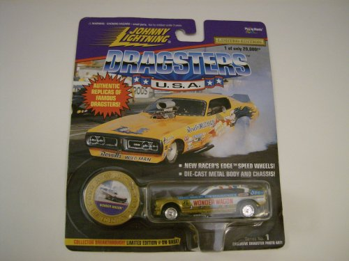 Wonder Wagon - Johnny Lightning Dragsters U.S.A. - 1997