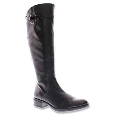 Spring Step Womens Black Boots Delano