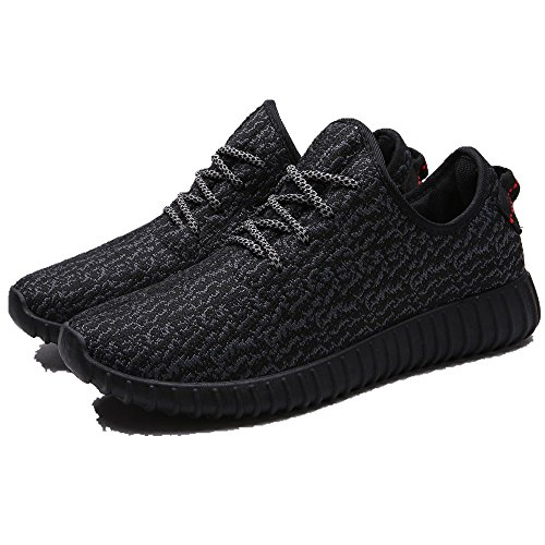 Womens Knit Running Shoes Woman Casual Lightweight Athletic Sneakers Breathable Cloth on Top Gym Workout Walking Shoes