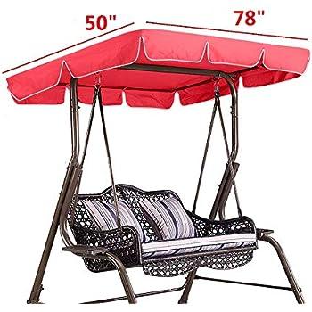 Amazon Com Ddanke 3 Seater Garden Swing Replacement