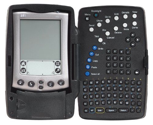 Fellowes PDA Keyboard and Case for Palm m500/m505/m515