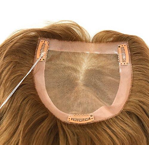 18 inch Long Wavy Real Natural Human Hair – Women's Kipp