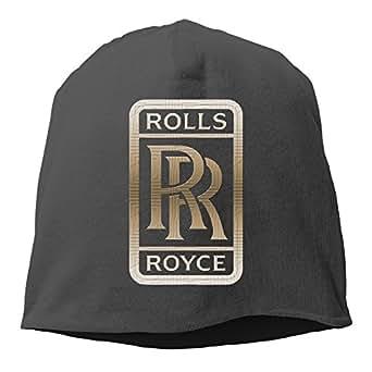Amazon Com Rolls Royce Seek Logo Adjustable Slouchy