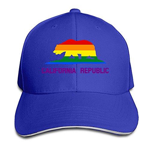 Hioyio Homosexual California Sandwich Peaked Hat & - Costa Orlando Mar Del