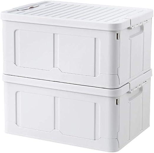 Cajas de almacenamiento decorativas con tapas, para el hogar, oficina, dormitorio, armario, caja organizadora con tapa, caja de almacenamiento multiusos, caja de almacenamiento general con tapa: Amazon.es: Hogar