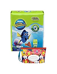 Huggies Little Swimmers Disposable Swimpants, Swim Diaper, Size Small, 20 Count BOBEBE Online Baby Store From New York to Miami and Los Angeles