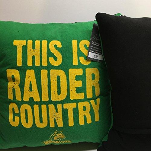 Dayton, Ohio University T-shirt Pillow - Dayton Ohio Green The