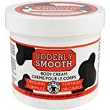Udderly Smooth Body Cream Skin Moisturizer, 12-Ounce Jar (Pack of 6)