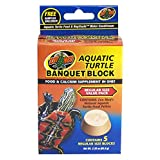 Zoo Med Block Value Pack for Aquatic Turtle, 5-Count