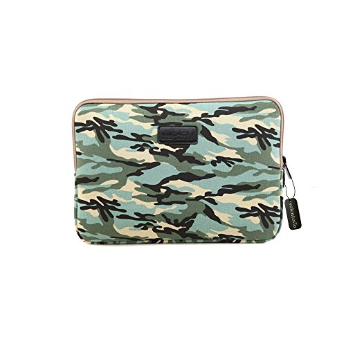 Black Friday Deals Cyber Monday Deals Week-13.3 Inch Laptop Sleeve Case-Camouflage Style Ultrabook Sleeve Macbook Bag For Acer/Asus/Dell/iPad Pro/Lenovo/Macbook Pro/Macbook Air/Surface Pro 4(Blue)