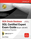 OCE Oracle Database SQL Certified Expert Exam Guide