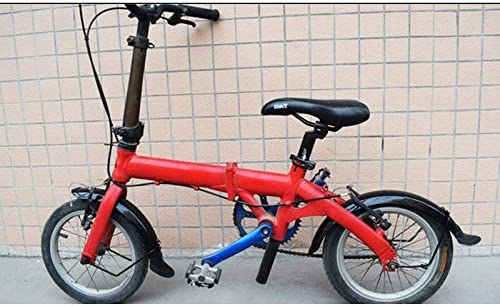 Iycorish Bicycle All-Inclusive Bike Mudguard Bicycle Accessories for 14 Inch Folding Car Electric Car
