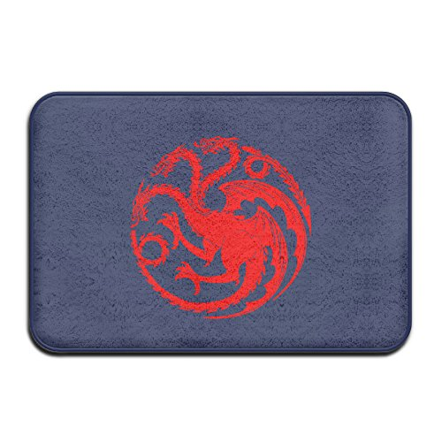 Easy Of Costumes Game Thrones (Game Of Thrones Fashion Logo Cool Print Welcome Mat Doormat Outdoor)