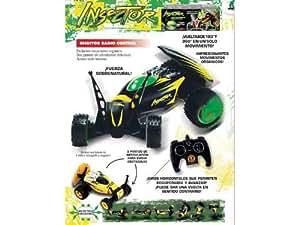 Giochi Preziosi 07497 - Insector Radio Control (Con Cargador)