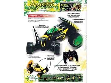 Giochi Preziosi 07497 Insector Radio Control Con Cargador