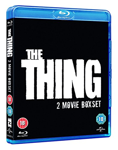 The Thing (Double Pack Including Original) [Blu-ray][Region Free]