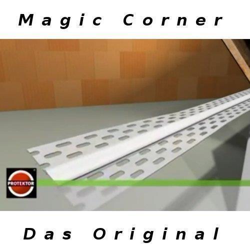 Bewegungsfugenprofil Magic Corner 1 lfm