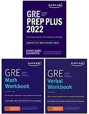 GRE Complete 2022: 3-Book Set: 6 Practice Tests + Proven Strategies + Online