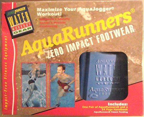 Aquarunners Resistance Footwear for Pool