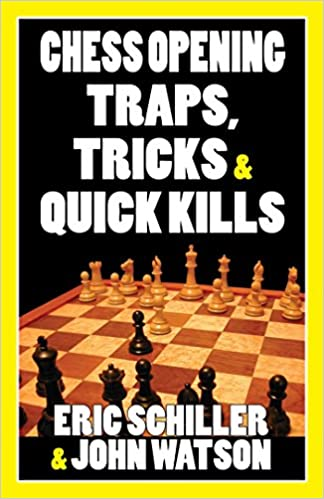 Chess Opening Traps, Tricks & Quick Kills 519Ze%2BXwvLL._SX322_BO1,204,203,200_