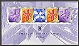 Great Britain 2004 Scottish Parliament P