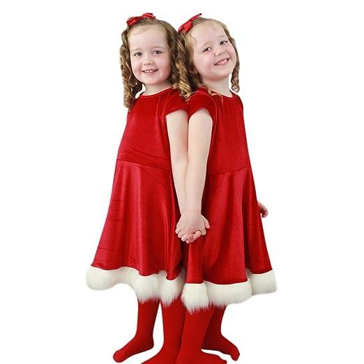 Amazon.com  Women Girl Christmas Dress e1ec4dcfee