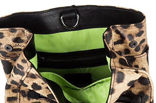 Dolce&Gabbana sac à dos femme crespo marron