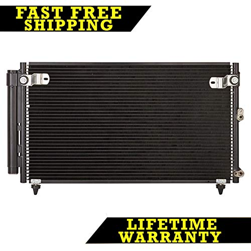 AC A/C CONDENSER FOR LEXUS FITS IS300 3.0 V6 6CYL 3076