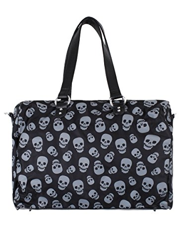 Lust-for-Skulls-Gothic-Punk-Skulls-Travel-Bag