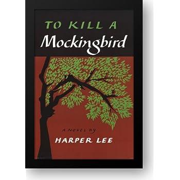 Amazon.com: Classic Book Covers - To Kill a Mockingbird