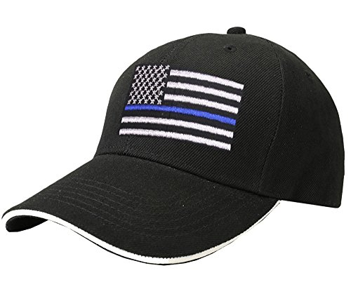 ERT Thin Blue Line Flag Cap