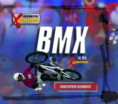 Bmx in the X Games (Kid's Guide to the X Games) by Brand: Powerkids Pr (Image #3)