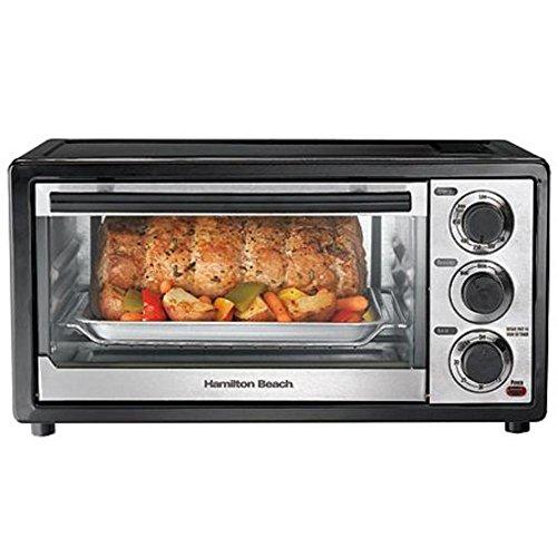 6 slice toaster oven model