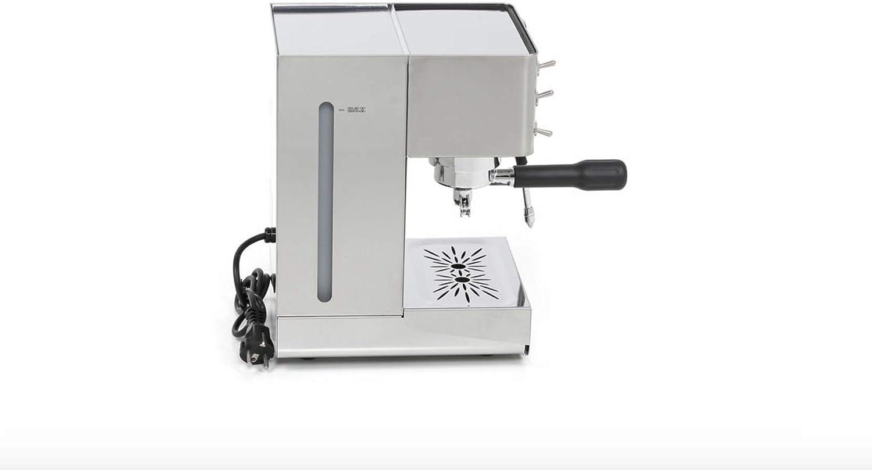 Lelit PL41LEM Anna, Máquina de Espresso Semiprofesional – Manómetro Retroiluminado - Ideal Para el Expreso, el ...