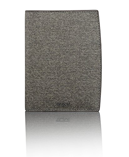 Tumi Women's Sinclair Passport Case, Earl Grey by Tumi