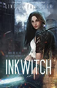 Ink Witch by Lindsey Fairleigh ebook deal