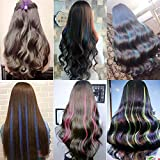 Paidian 20inch Lot 100s Mixed Colors Rainbow
