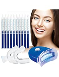 Professional Teeth Whitening Kit,Teeth Whitening Gel,Home Teeth Whitening Kit,Tooth Whiten Gel Dental Care Home Professional Bleaching Kit Light Dental Whitening Kit