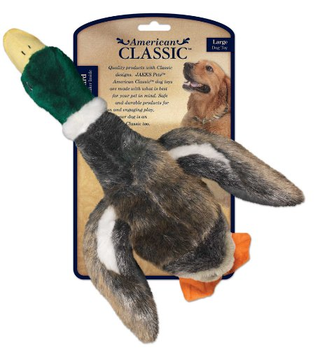 American Classic Mallard Dog Toy, Large