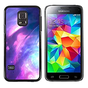 Stuss Case / Funda Carcasa protectora - Majestic Heavenly Spasm - Samsung Galaxy S5 Mini, SM-G800