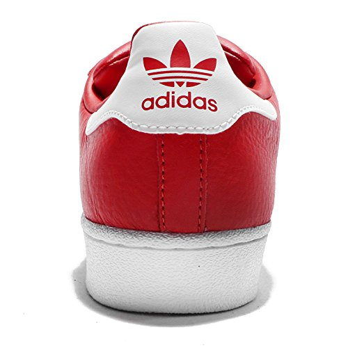 Adidas Rosso Deportivas bianco Bb2246 Superstar 4xqr460T