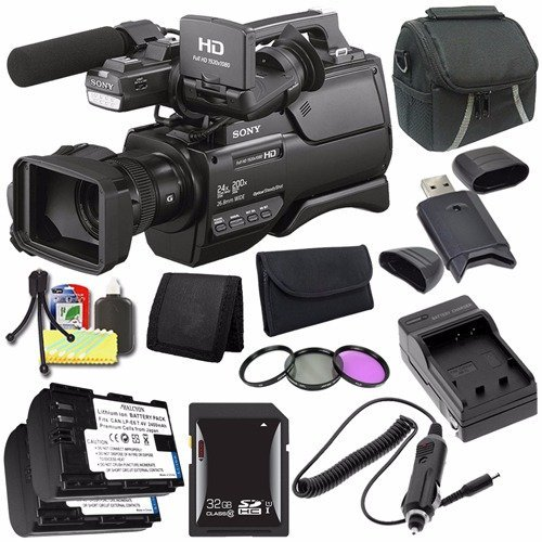 sony-hxr-mc2500-shoulder-mount-avchd-camcorder-32gb-sdhc-card-more-international-version-no-warranty
