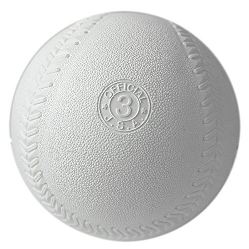 ナイガイ ソフトボール練習球 3号球 60球(5ダース) B06Y697YL3