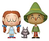 The Wizard of Oz Musical Movie + Dorothy & The Scarecrow Figure Vinyl Collectible 2-pack Wonderful yellow Brick Road set