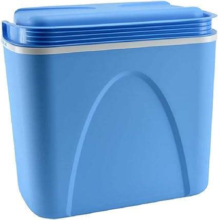 Edco Nevera portátil 24 litros Bolsa Nevera Caliente Caja thermowelt Frigorífico Cooler Aislante Caja