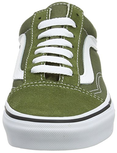 Old White Scarpe Running Moss True Verde Unisex Vans Winter Skool Adulto vwSqvd