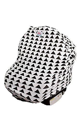 Baby Car Seat Cover Breastfeeding